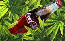 Coca-Cola alla marijuana: è vero?