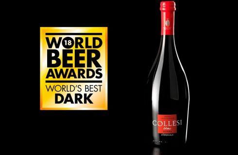 La miglior birra scura del mondo è italiana
