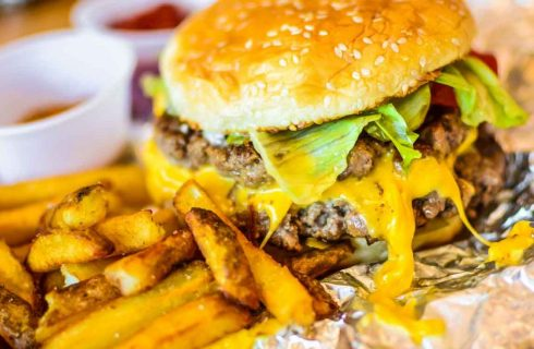 Cheeseburger Day: la classifica dei cheeseburger delle catene