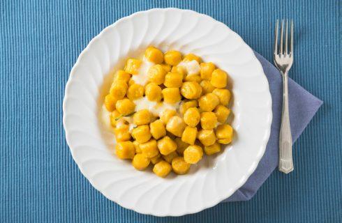 La ricetta degli gnocchi di carote senza patate