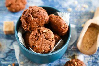 Biscotti alla quinoa, dolcetti genuini