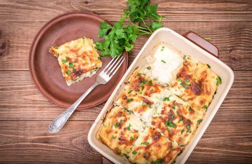 La ricetta delle lasagne vegetariane di Benedetta Parodi