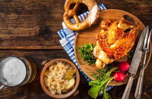 Oktoberfest, il menù con i piatti tipici tedeschi