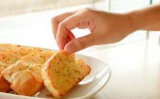 Pane fritto per l'aperitivo, la ricetta