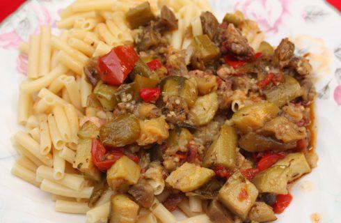 Il ragù vegetariano bianco con la ricetta facile