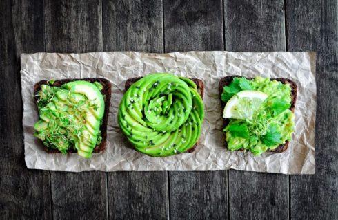 15 ricette crudiste con l'avocado