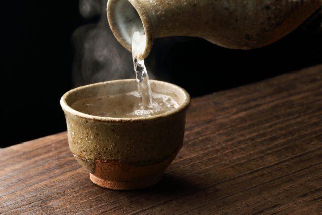 sake caldo