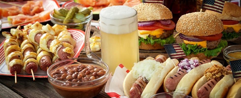 Viaggi culinari: le cucine regionali americane