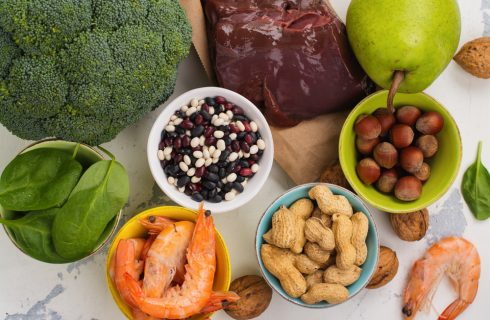 Quali alimenti contengono acido folico?