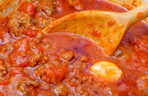 La ricetta del sugo alla salsiccia