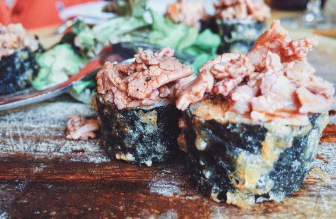 Firenze: nasce il sushi di lampredotto