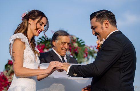 Decalogo del matrimonio gourmet: le nozze di Roy Paci