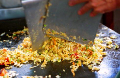 Fino al 27 ottobre Napoli insegna la cucina orientale