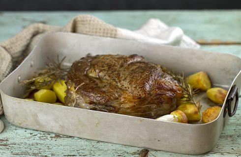 Controfiletto di manzo al forno: il piatto della domenica