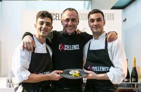 10 chef per la Race to the Stars di Excellence