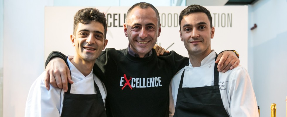 10 chef per la Race to the Stars di Excellence