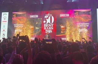 World's 50 Best Bars: a Londra hanno eletto i migliori bar al mondo