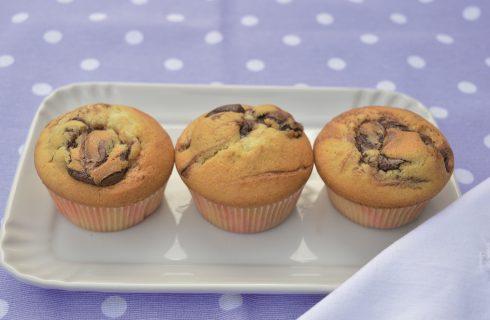 Muffin morbidi al bimby