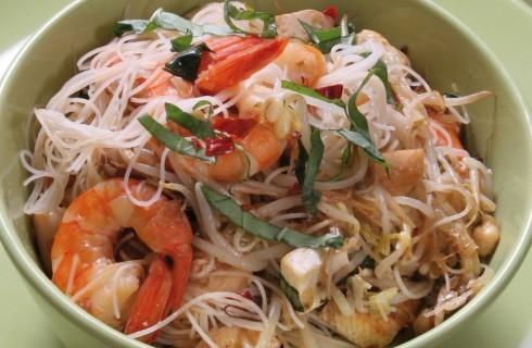 Noodles alla thailandese al bimby
