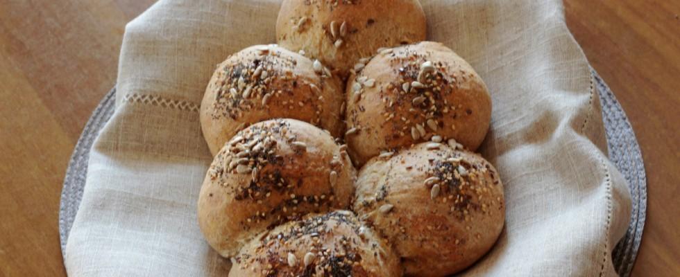 Pane di segale integrale: una carica di energia