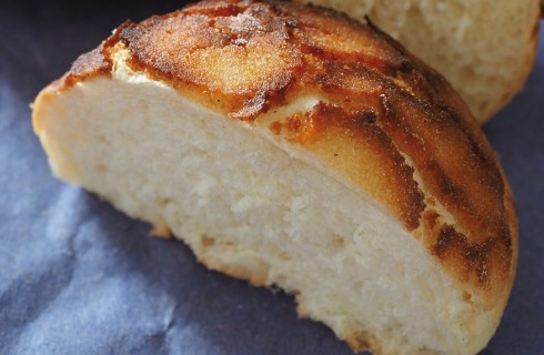 Panini con farina di riso al bimby