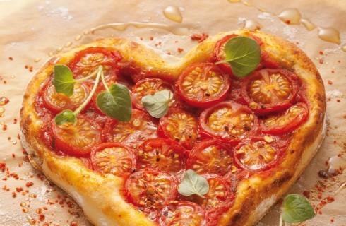 Pizza pomodori e peperoncino al bimby