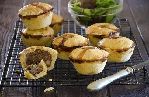 Pork pies: le tipiche tortine inglesi