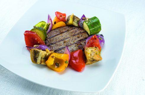 Ratatouille di verdure al barbecue: contorno gustoso