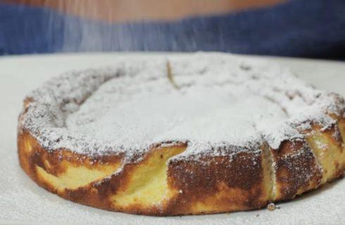 Torta tenerina bianca: la torta degli innamorati
