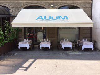 Auum, Milano