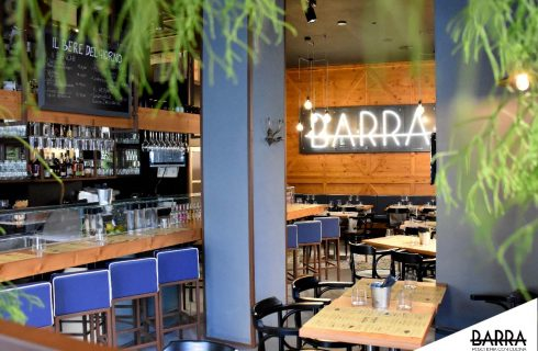 Barra Pescheria, Roma