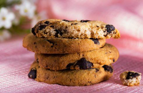 I biscotti con gocce di cioccolato di Marco Bianchi