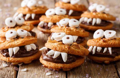Biscotti di Halloween veloci, 5 ricette da provare