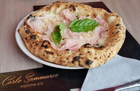 Carlo Sammarco pizzeria 2.0 Frattamaggiore, Napoli