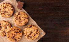 La ricetta dei chocolate chip cookies di Bake off