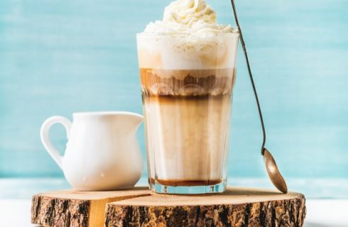 Il cinnamon dolce latte con la ricetta di Starbucks