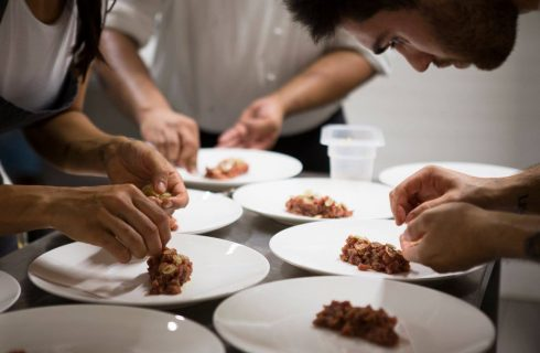 Tutti gli chef di Ein Prosit 2018
