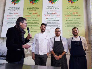 Il Festival della Gastronomia a Roma premia il meglio della ristorazione italiana