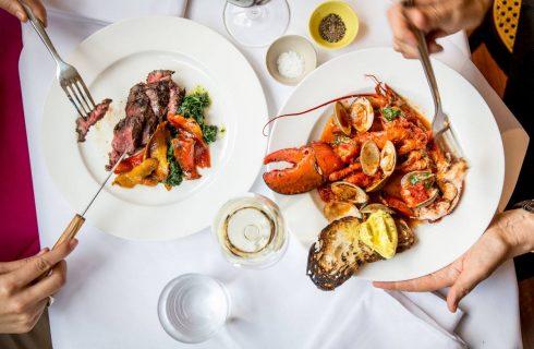 Un ristorante di New York celebra la cucina italiana semplice