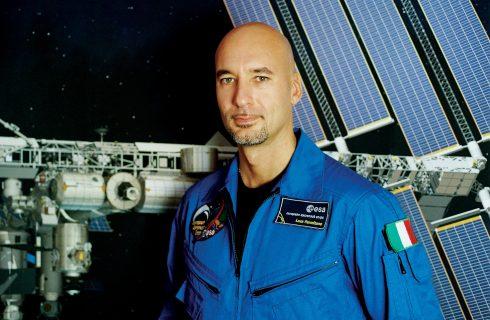 Cosa mangerà Luca Parmitano nello spazio?