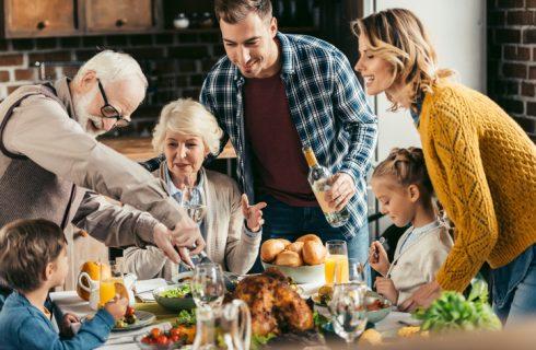 Menù per la Festa dei nonni: le ricette facili e gustose