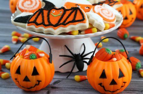I pipistrelli al cioccolato da fare con i bambini per Halloween