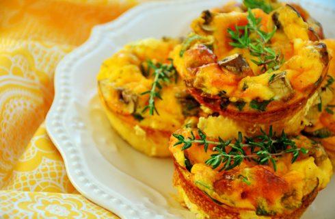 Sformatini di funghi alla fontina: la ricetta della Prova del Cuoco