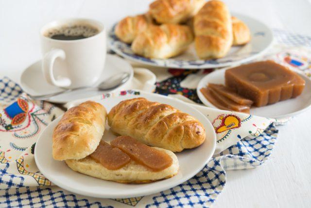 colazione portoghese
