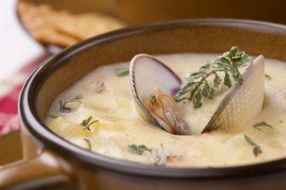 Clam chowder: ricetta e preparazione