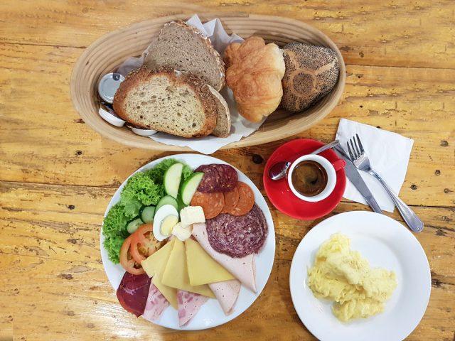 colazione tedesca