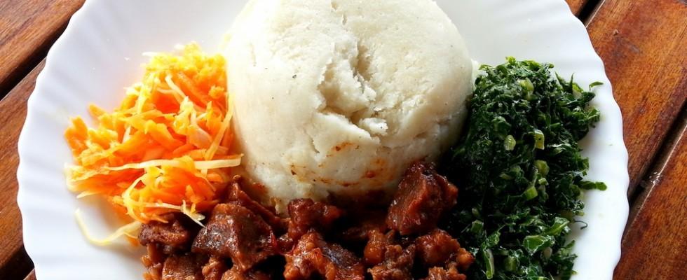Ugali: come si prepara la polenta dell'Africa