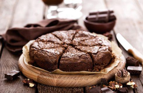 Torta alla nutella senza glutine, la ricetta