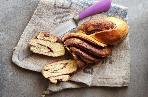 Treccia alla nutella: la ricetta del dolce perfetto per la colazione