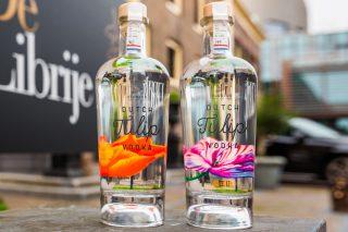 La vodka ora si ricava dai tulipani